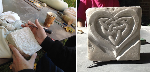stonecarving